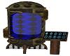 steampunk cryo chamber
