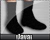 :D Plain Black Socks