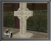 G* Stone Celtic Cross