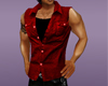 Muscle Shirt Red