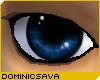 Cute Eyes - Blue [M]