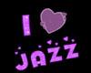 I (heart) Jazz TShirt