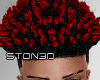 Locked Red Fro '18
