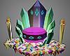 Crystal Throne Derivable