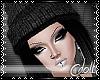 {Doll} WoolBeanie~ Coal