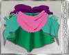 ~D~ Cabaret Skirt LRB