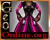 Geo KYRA black pink