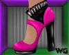 Sweet Glitz Heels Pink