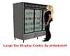 Large Bar Display Cooler