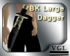 BK Large Dagger