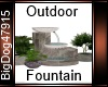 [BD] Outdoor Fountain