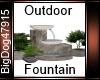 [BD] Outdoor Fountain