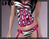 Spud / Pink Corset V3