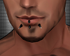 [B] Lip Piercing