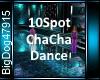 [BD]10SpotChaChaDance