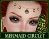 Mermaid Circlet Ocre