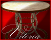 V! Small Patio Table