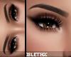 B| Silvia Black eyebrows