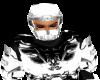 [BA] White Space Helmet