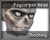 Psycorpse Head