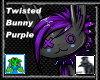 Twisted Bunny-Purple