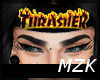 thrasher /headband