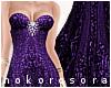 n| Katheryn Purple Dress