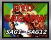 DYO SAGAPW  SAG1 - SAG12