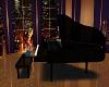 Jazz Lounge Black Piano