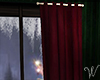 Christmas Cozy Curtain