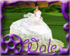Wedding dress transparen