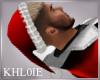 K mr santa hat