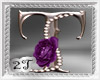 ~2T~ T Purple Rose