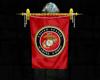 USMC Wall Banner