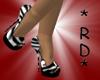 [RD] Zebra Open Toe M