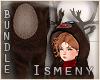 [Is] Reindeer Kid M Bdle
