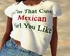 Cute Mexican Girl