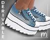 § kicks Cristine