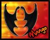 -DM- Black Dragon Wings
