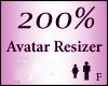 Avatar Resize Scaler 200
