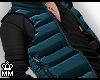 ♚ Layer.Vest Blue (M)