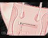 c / luana bag pink