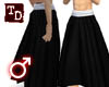 {TD} Hakama remake
