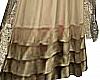 Boho Lace Gypsy Skirt