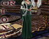 GR 2 Medival Green Gown