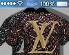 L'C LV x T-Shirt