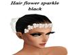 EGhair flower sparkle