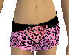 Hot Pink Leopard Shortie