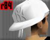[r84] BwWht Yankee Cap 2