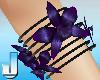 Night Orchid Armband